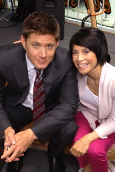 Supernatural: Jensen Ackles, Lauren Tom