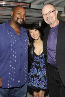 Kevin Michael Richardson, Lauren Tom and Kurtwood Smith