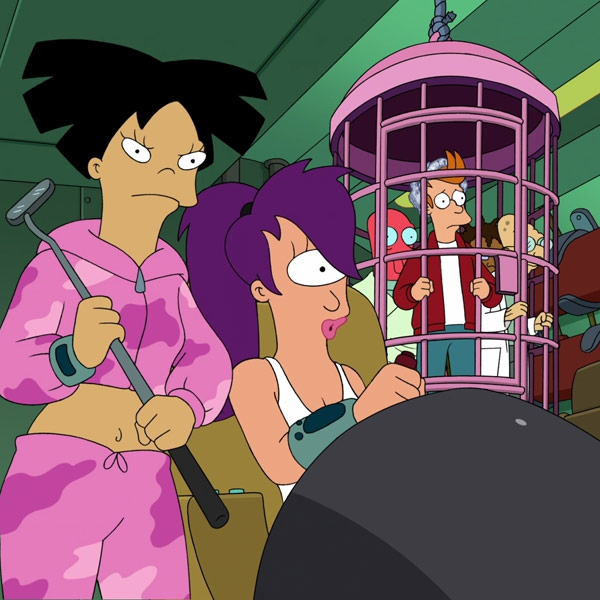 Voice of Amy in Futurama