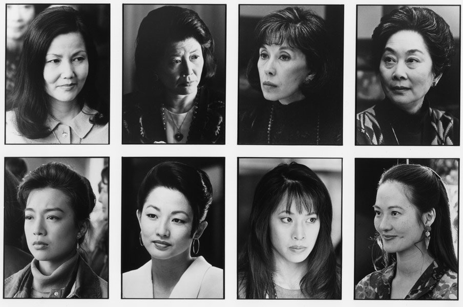 an analysis of the relationship between lena and ying ying in the novel the joy luck club by amy tan