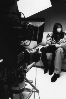 Mr. Jones - with director Mike Figgis