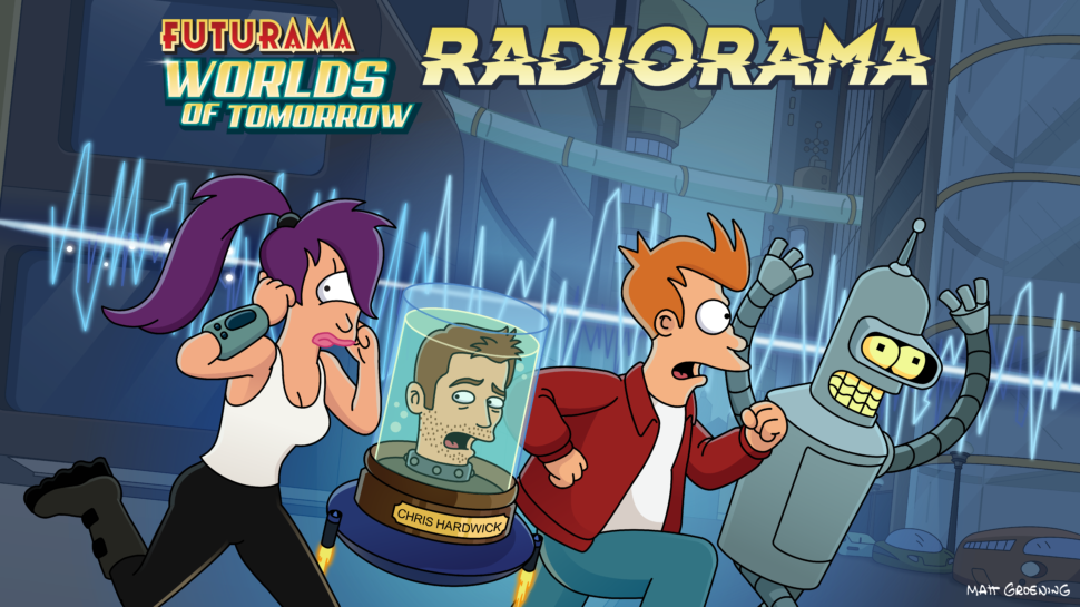 Futurama - Radiorama